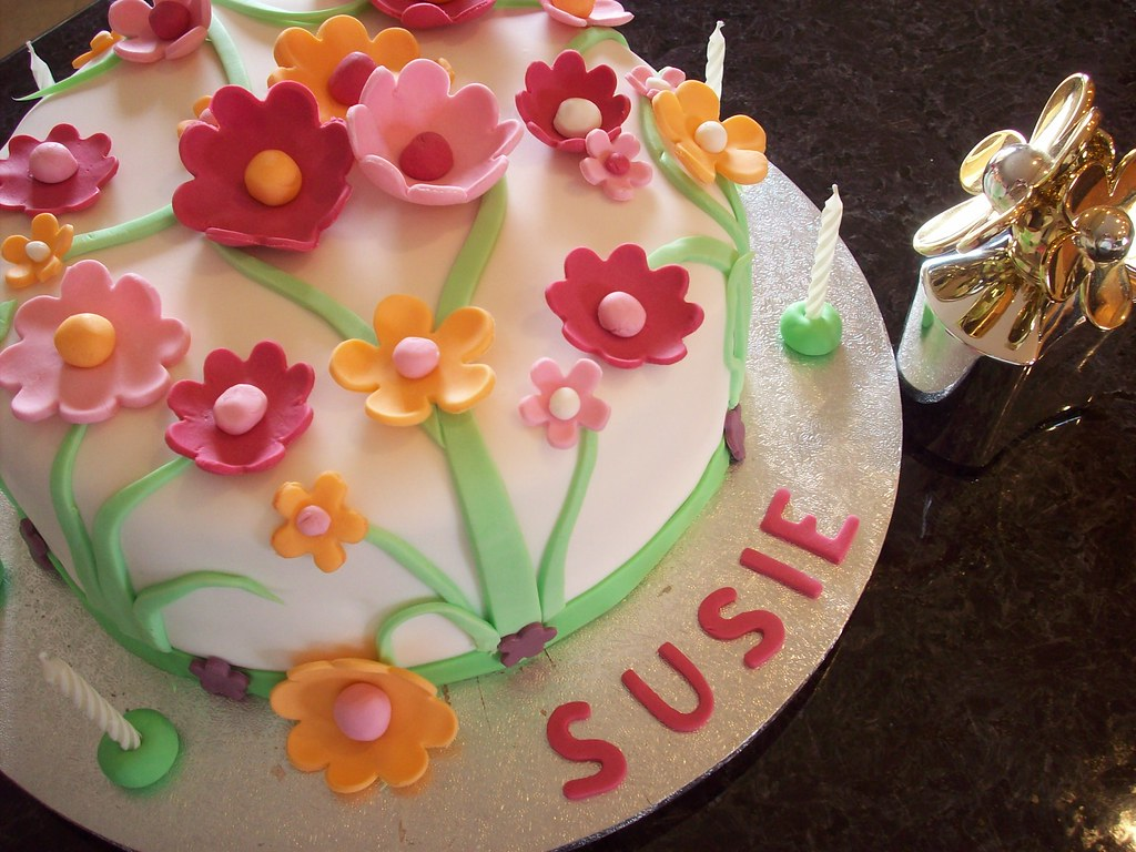 Susie Cakes Vanilla Celebration Cake Recipe