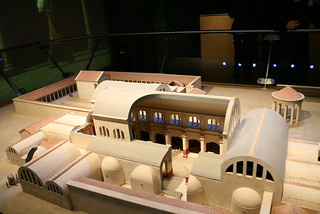 Model of Roman Baths | by gelle.dk