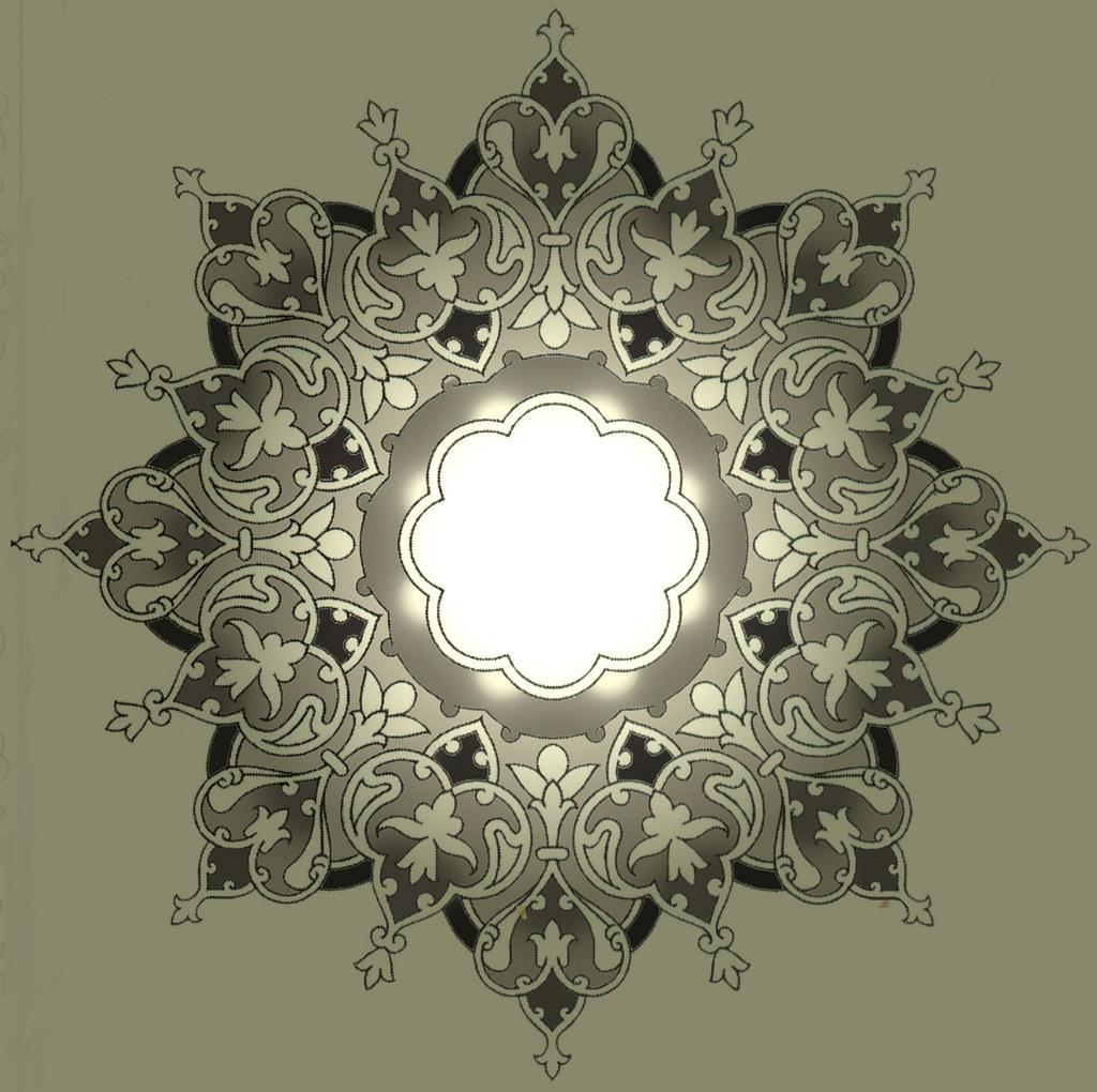 Mosaic art - Magazine cover