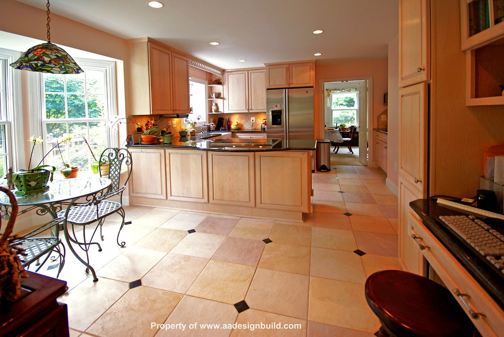 Custom kitchen design and remodeling for Remodeling a modular home