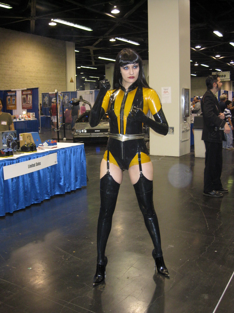 ... Silk Spectre II | by Kelson  sc 1 st  Flickr & Silk Spectre II | A very impressive movie-style Silk Spectreu2026 | Flickr