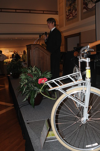 Eric's farewell remarks | by Washington Area Bicyclist Association