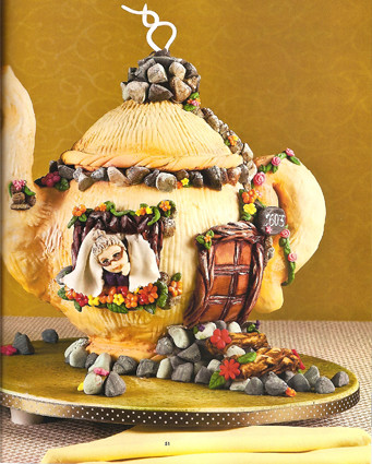 Log Cake Design