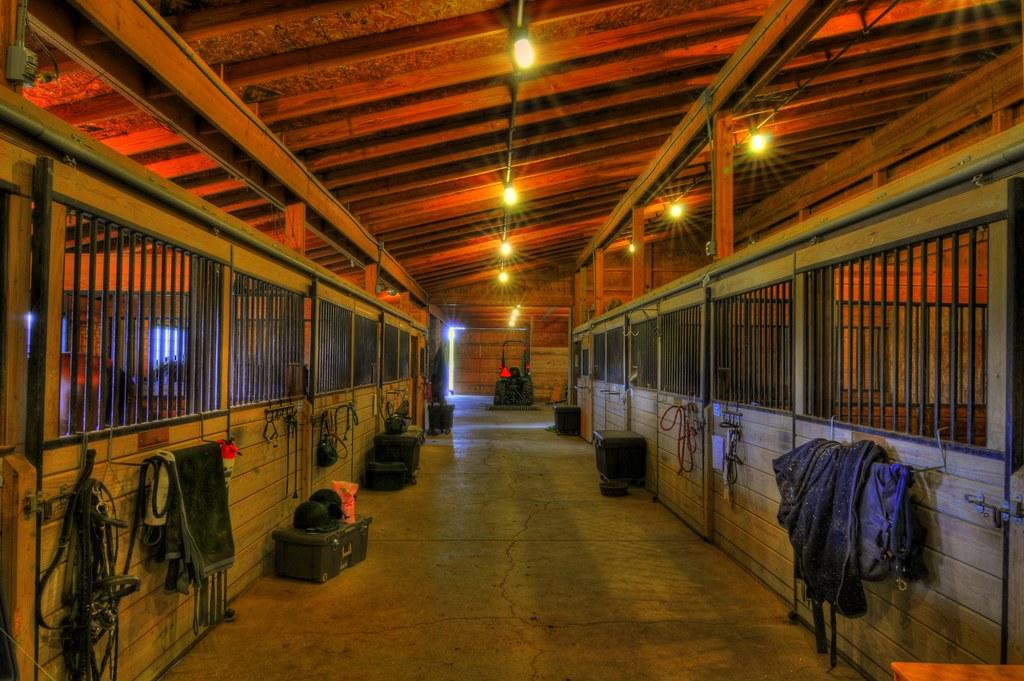 Highmark Farm Inside The Barn Open House