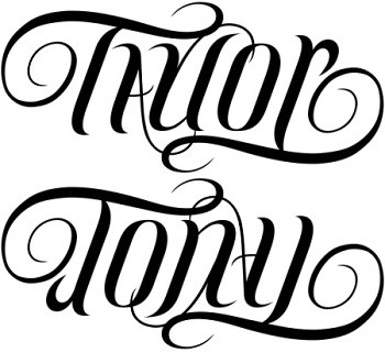 quot taylor quot     quot tony quot  ambigram a custom ambigram of the may clip art pictures may clip art with lilacs