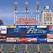 Progressive Field Scoreboard (April 11, 2009)