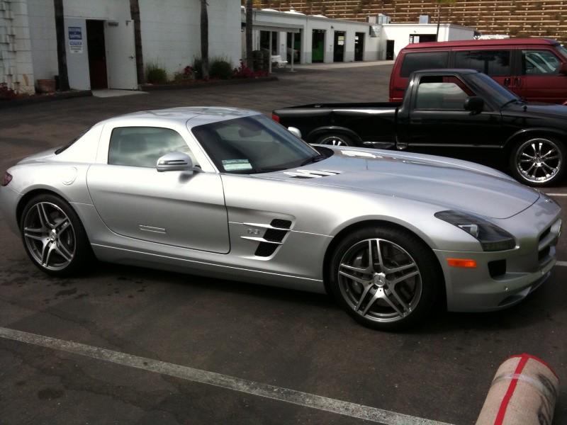 Mercedes Amg Sls Hottness At Symbolic Motor Car Company Flickr