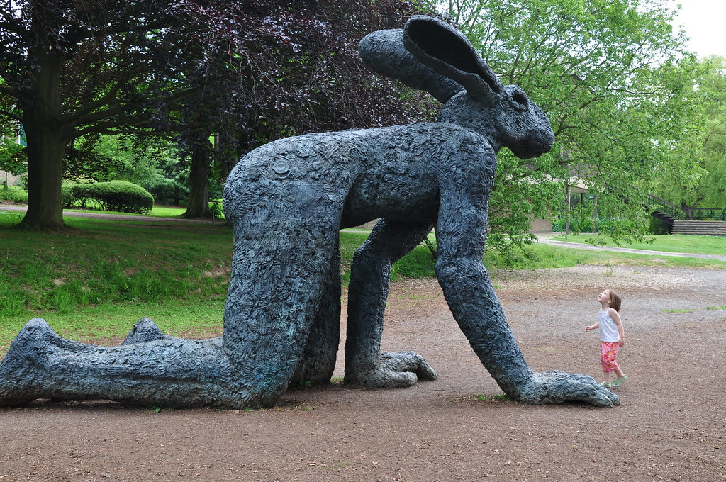 R Is For Rabbit Yorkshire Sculpture Pa...