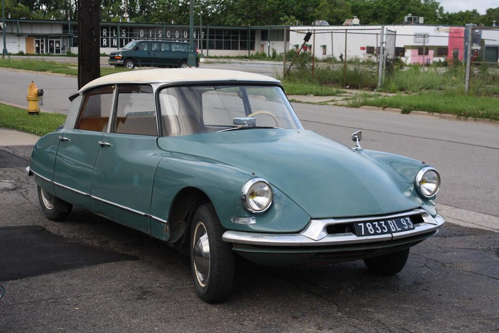 4 Door Car >> 1961 Citroën ID19 4 door | Richard Spiegelman | Flickr