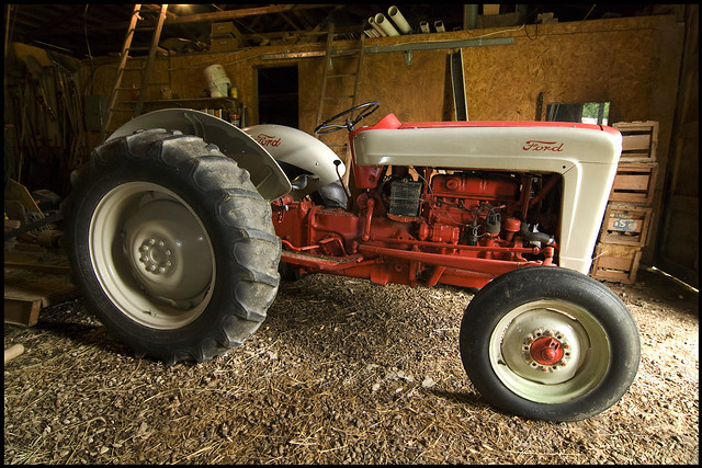 Ford 800 Tractor : Ford tractor flickr photo sharing