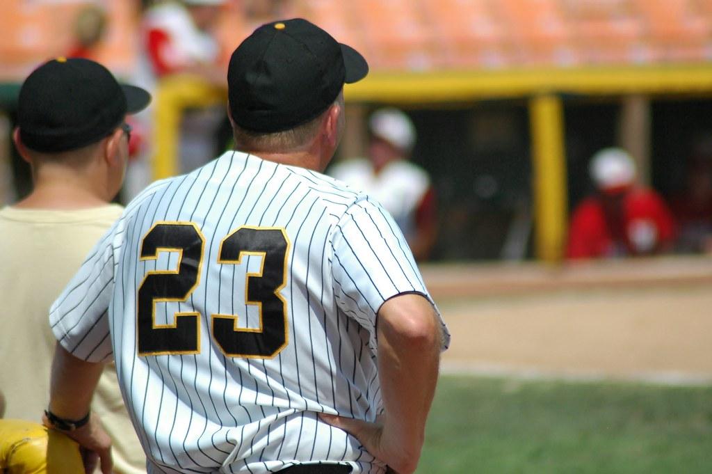 jasper baseball coach terry gobert   brian bruner   flickr