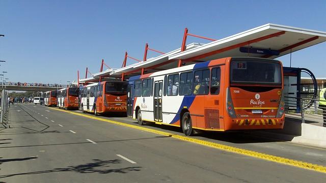 Nasrec Bus Station