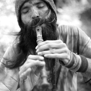 man with pipe | by Alex and Nastya