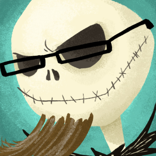 New profile avatar: Skellington-O-Matic | by wardomatic