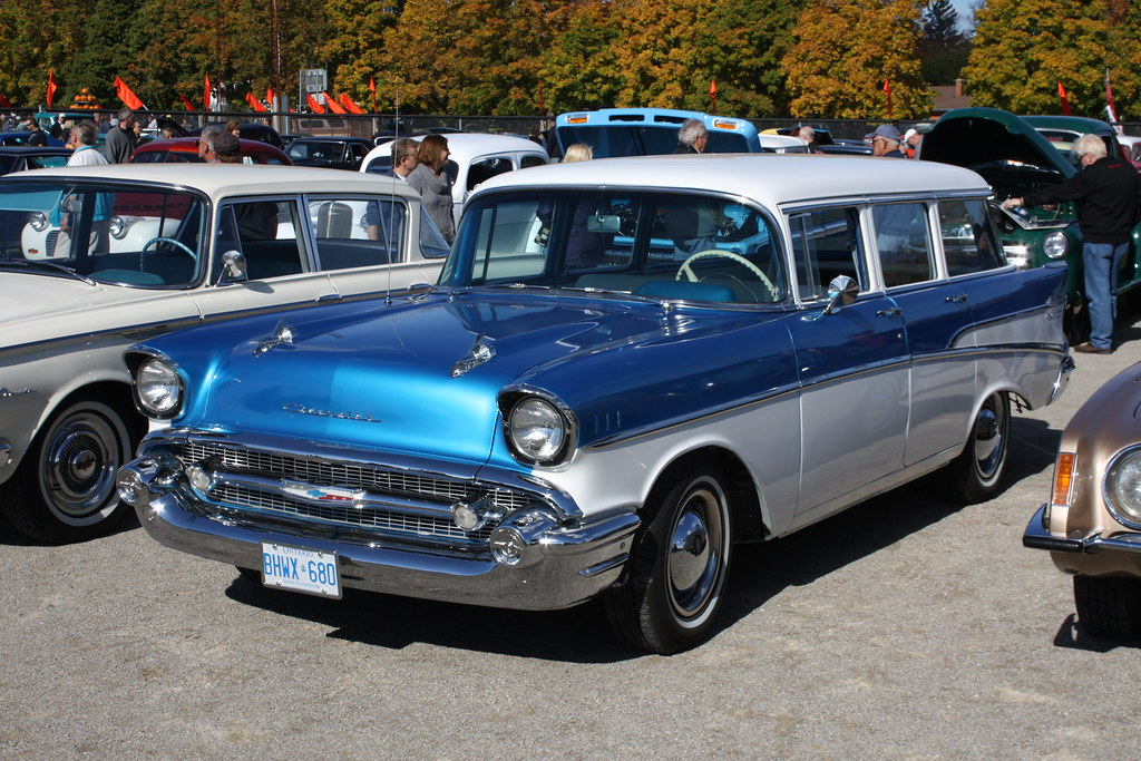 1957 chevrolet two ten 4 door wagon richard spiegelman for 1957 chevy two door wagon