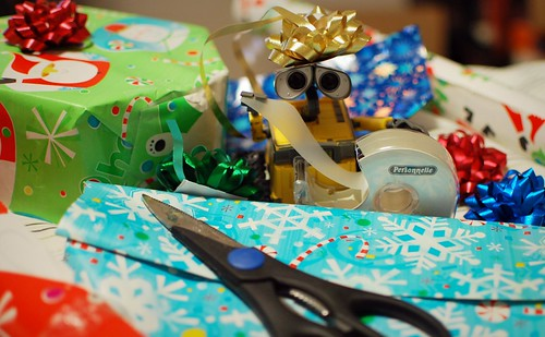Gift Wrapping Surprise | by meddygarnet