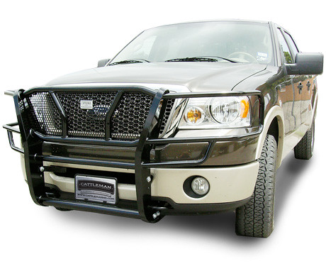 Grille Guard Cattlemanhd   Ford F F