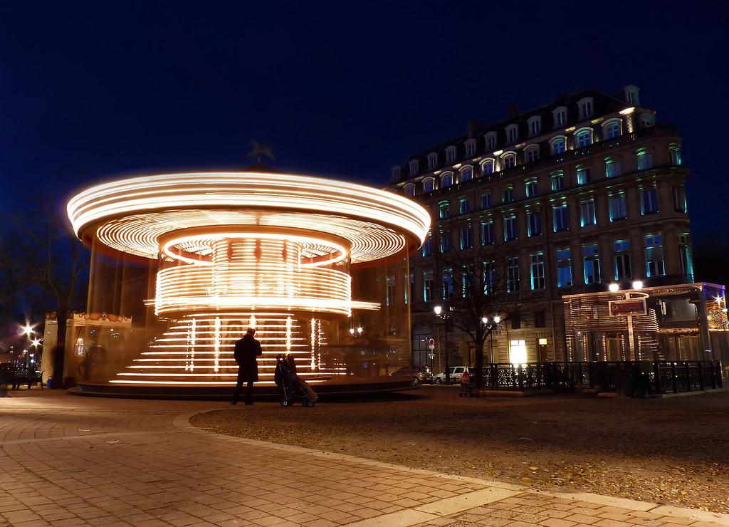 Carrousel | Bordeaux - Place de la Comédie 17/01/2010 ...