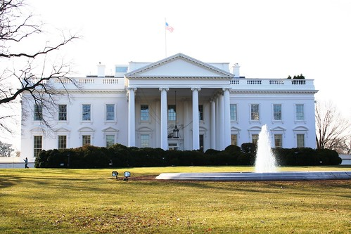 "IMG_1940 | The White House, originally the ""President's ... 1940s White House Scottie"