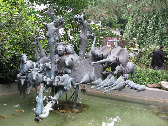 osnabr ck tiergericht von hans gerd ruwe brunnen im zoo img 0084 flickr photo sharing. Black Bedroom Furniture Sets. Home Design Ideas