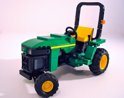 John Deere Compact Tractor | by Lino M