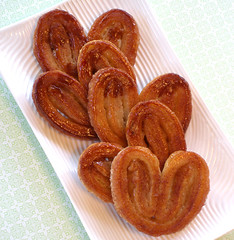 Palmier | by kellbakes for CraftyBaking.com