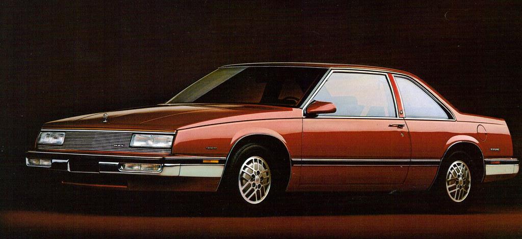 1988 Buick Lesabre Coupe Coconv Flickr