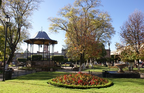 6 jardines de la plaza de armas de morelia la plaza for Jardines de plaza