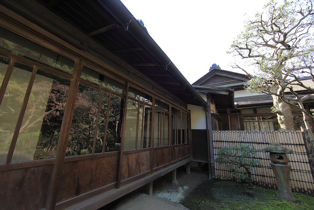 Traditional Japanese House Exterior