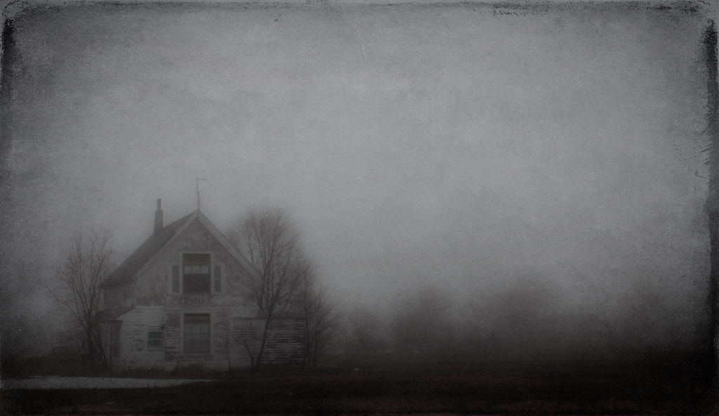 Foggy Haunted House 74 365 Yet Another Photo Of The