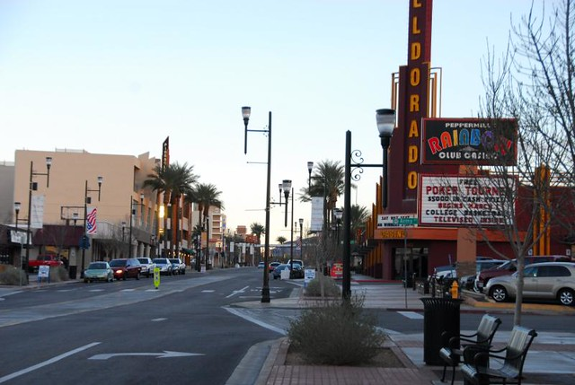 Downtown Henderson Nv Water Street 8 News Now Flickr