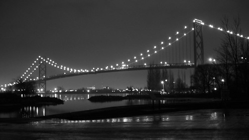 Ambassador Bridge | by Paul Higginbottom