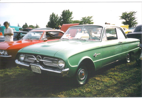 1960 ford frontenac 2 door post a ford falcon with some