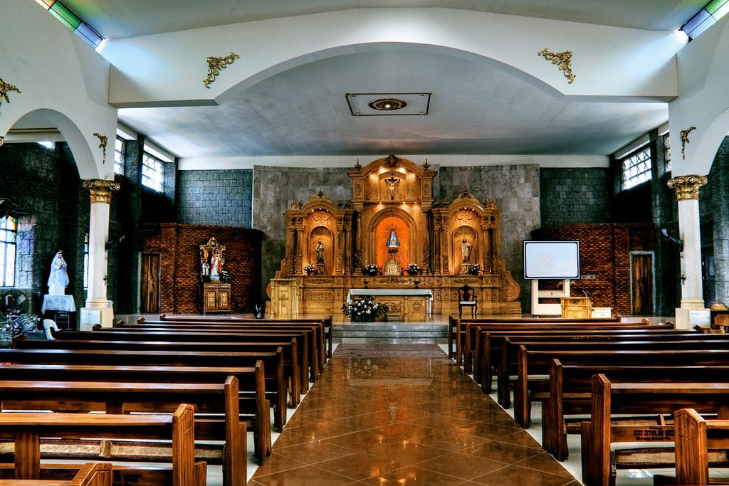 Morong Bataan Church Morong Bataan Sanctuary