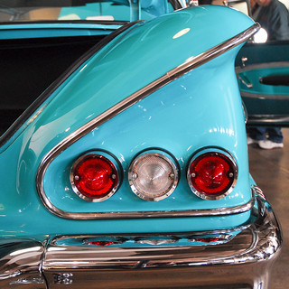 1958 Chevrolet Impala | by Packmatt