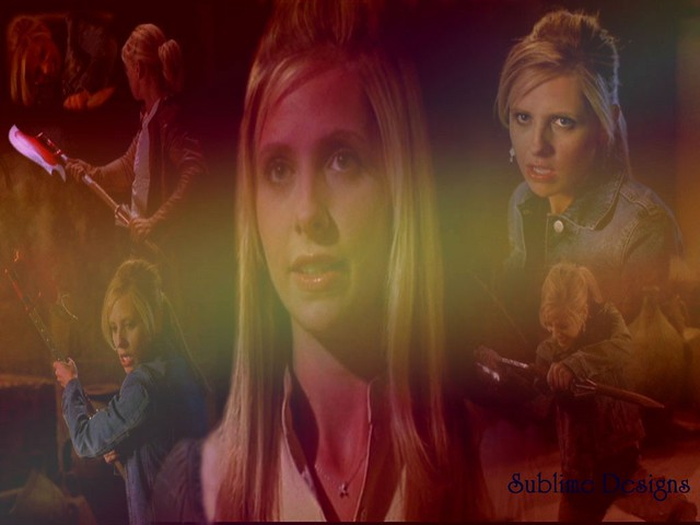 Buffy Summers Wallpaper Buffy The Vampire Slayer Wallpaper Flickr