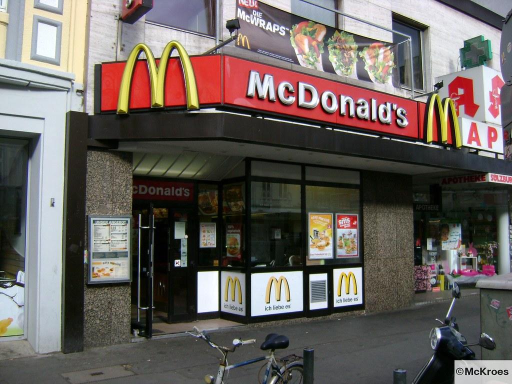 Köln Mcdonalds