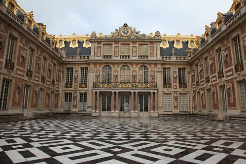 Palace of Versailles | by zoonabar