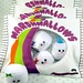 a bag of marshmallows in plush