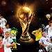 2010 FIFA World Cup South Africa™ Star Player Poster