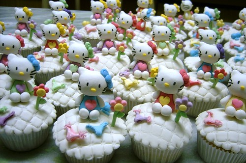 Hello kitty - cupcakes | by Ana_Fuji