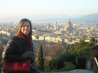 Lyndsey in Florence, Italy | by ksu.honors