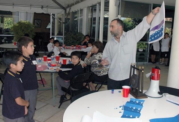 Escolares de san bernardo y lo espejo dejaron volar su cre for Lo espejo 03450 san bernardo