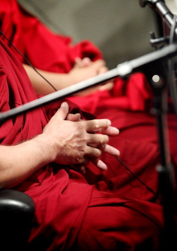CMS: Tibetan Monks | by WNPR - Connecticut Public Radio