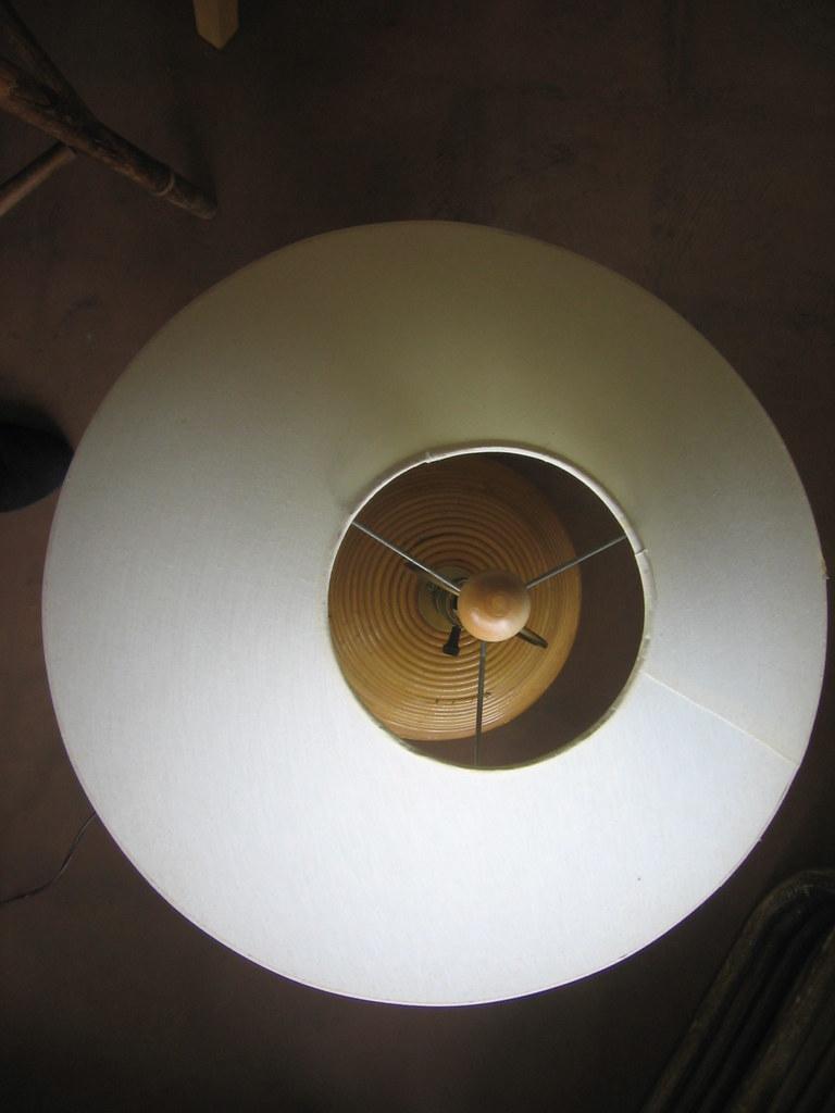 SOLD: Vintage beehive rattan lamps | seattle.craigslist ...
