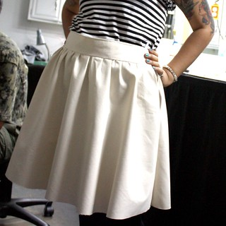 Skirt Prototype | by Izznit