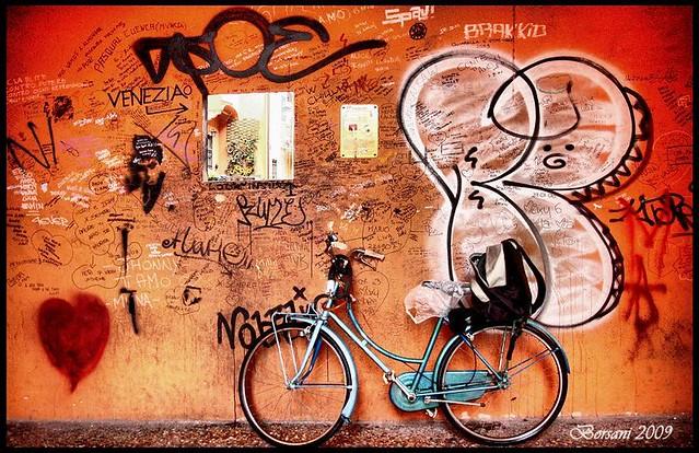 Finestra Alla Piccola Venezia Bologna Primavera 2009