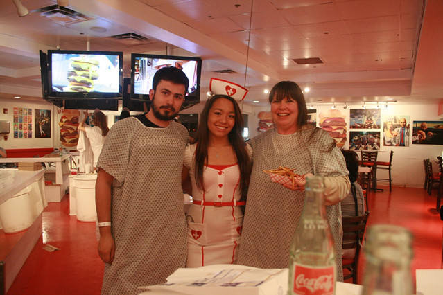 Heart Attack Grill Free Food
