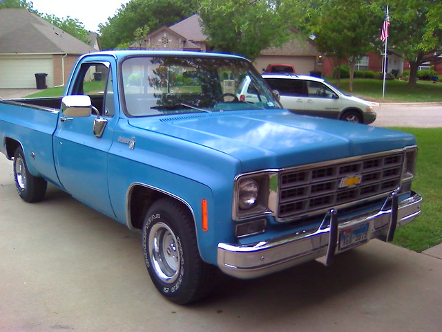 Chevy Celebrity Truck Bed