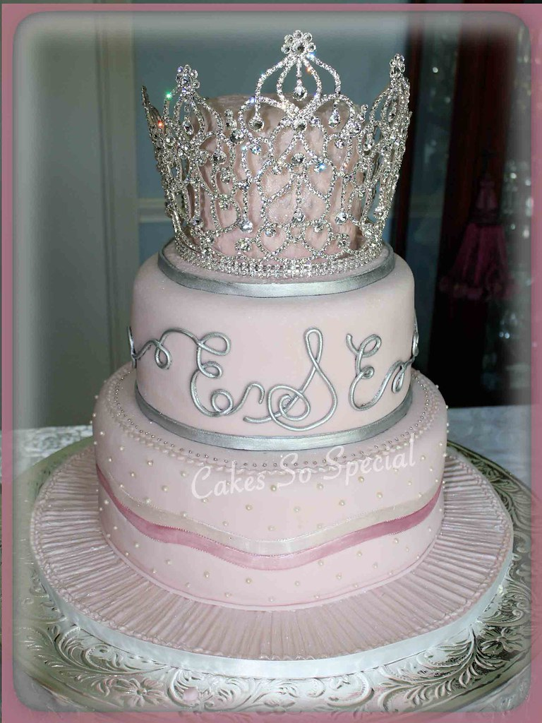 Princess Ballerina 5 9 And 12 Quot Red Velvet Cakes With